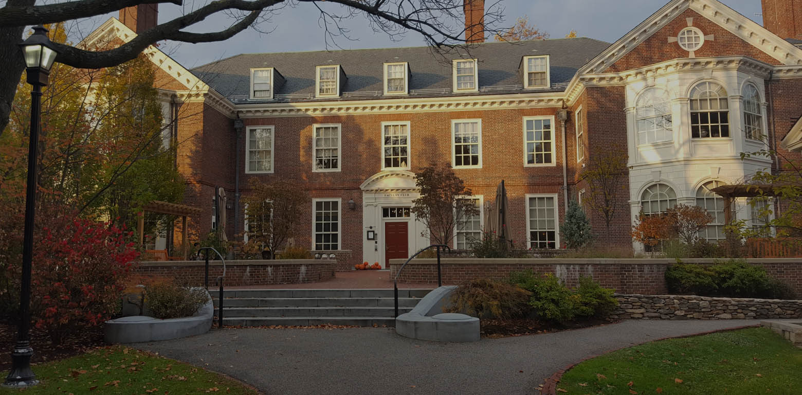 Workshop en Harvard - Leob House